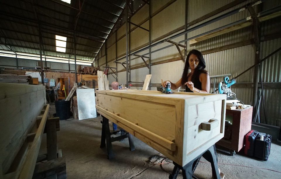 Can These Eco-Friendly Caskets Find A Niche In $20 Billion Industry?