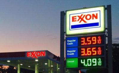 Exxon Promises More Transparency On Climate Change Risk