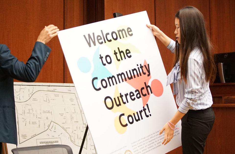This Court Offers The Homeless A Fresh Start Instead Of Punishment