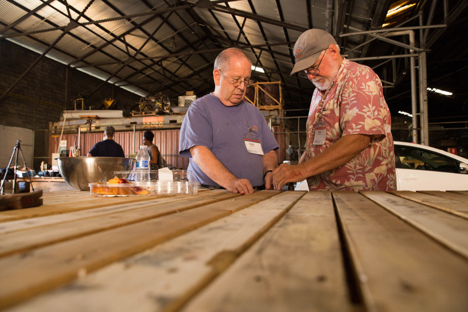 These Hawaii Seniors Hang Out In A Warehouse To Spice Up Their Lives
