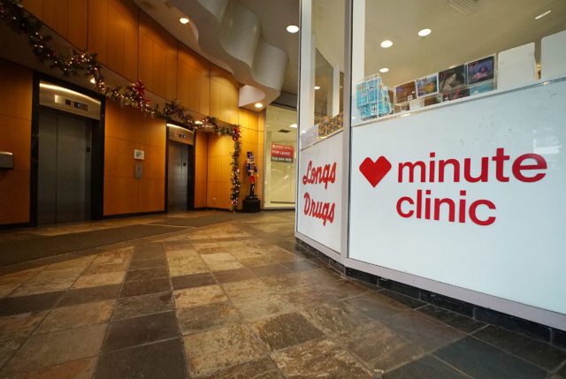 Long Drugs MinuteClinic located at 2155 Kalakaua Avenue in Waikiki.