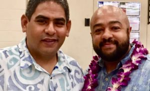 Finding Hawaii Heroes In A School Cafeteria