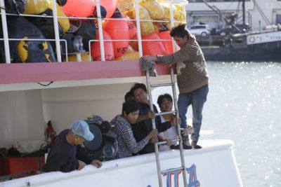 Foreign Fishermen Settle Human Trafficking Suit