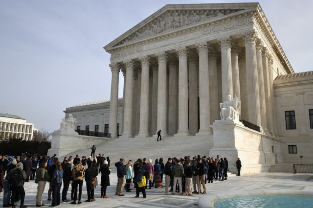 Supreme Court to Consider Travel Ban