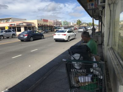 Homeless People Offered Trailer With Showers, Toilets