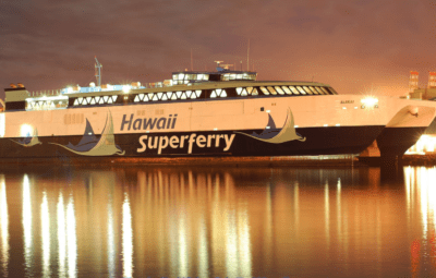Chad Blair: Hawaii Superferry's Voyage Of The Damned
