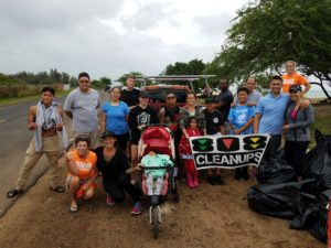 Let's Work Together To Clean Up Our Land