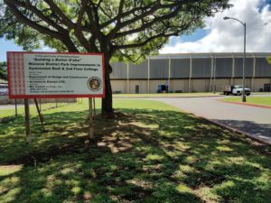Waianae's Community Gym Is Finally On The Mend