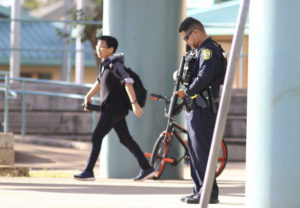 Lockdown Lifted At Kapolei Middle School After Threat