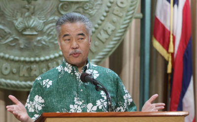 Campaign Corner: Ige Has Right Clean Energy Vision