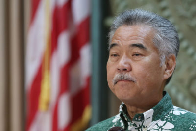 Ige: Hawaii Not Ready For Police Standards Board