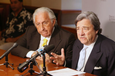 Attorney Mark Davis and Attorney Mike Green discuss Kamehameha schools $80 million dollar settlement with victims.
