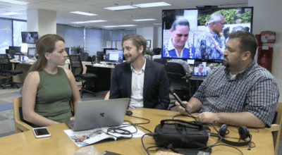 VIDEO: Office Hours, Nick Grube On Police Chief Controversy