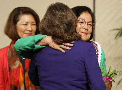 Hirono On Her Cancer Battle: 'My Voice Remains Strong'