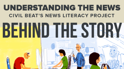PSA Understanding The News – behind the story