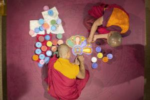 How To Watch Bhutanese Monks Create A Sand Mandala