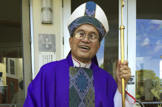 Abuse trail concluding, Vatican finds Archbishop of Agaña, Guam guilty