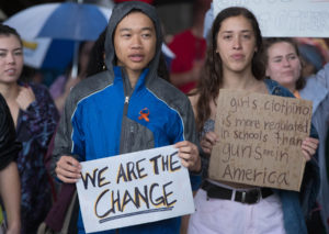 Neal Milner: The Dark Side Of Teen Activism