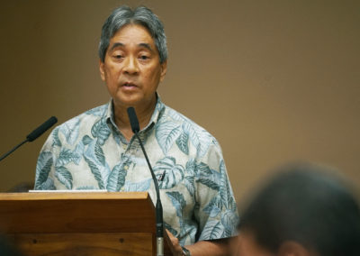 Dept of Budget and Fiscal Services Director Nelson Koyanagi Jr. questioned by Honolulu City Council members.
