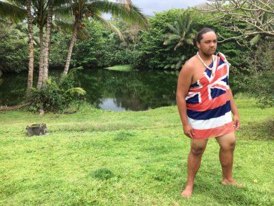 Hawaiian Sovereignty Protest Gets Hana Student Suspended