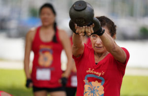 Denby Fawcett: These Honolulu Women Are Headed For The Record Books
