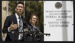 Campaign Corner: Doug Chin Will Fight For Justice, Equality
