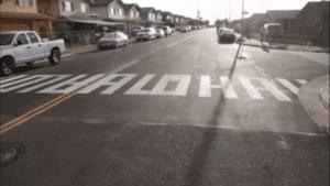 City Has No Aloha For A Waianae School Crosswalk