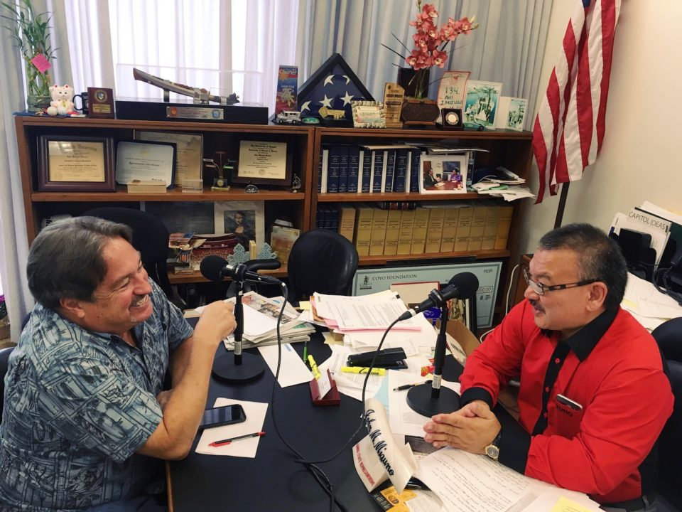 Pod Squad: Rep. John Mizuno Calls Medical Aid In Dying A 'Civil Right'