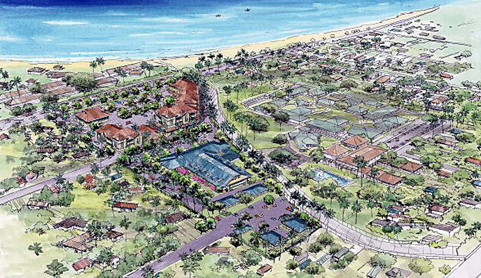 Nanakuli Village Center: Big Plans But Few Results So Far