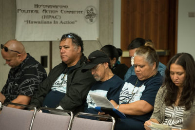 Candidates For Governor Focus On Native Hawaiian Issues At Forum