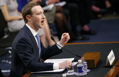 Hawaii Senators Get Their Shot At Facebook CEO Zuckerberg