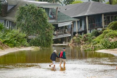 Hawaii Seeks Federal Disaster Assistance For Flood-Ravaged Kauai