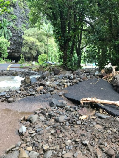 Kauai: Repairing Storm Damage Is A Chance To Solve Tourist Congestion