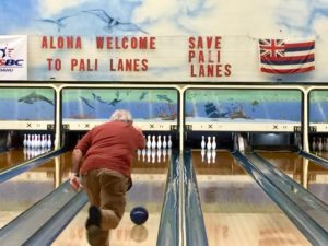 Denby Fawcett: Bowling Alley Supporters Fight For 'Soul Of Kailua'