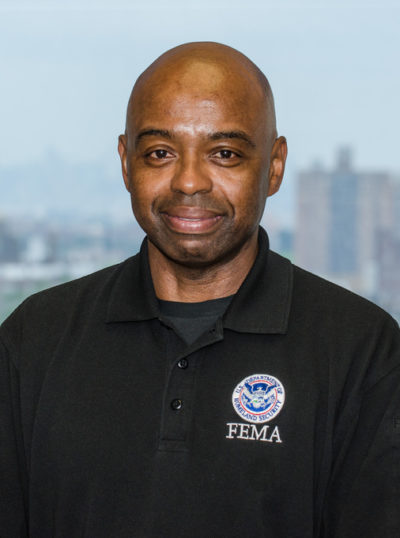 Queens, N.Y., June 11, 2013--Deputy Federal Coorinating Officer (FCO) Willie Nunn, for DR-4085 NY. K.C.Wilsey/FEMA
