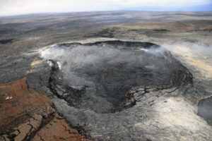Earthquakes, Crater Collapse On Kilauea May Indicate New Eruption