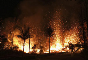 Kilauea: 35 Homes Burned So Far And 'No Idea When We Can Get Back'