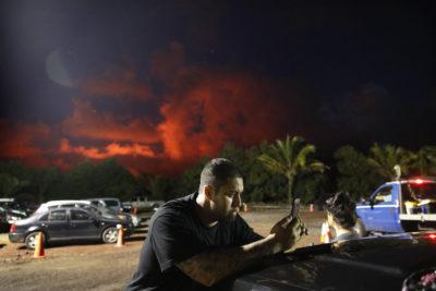 Big Island Lava Flows Destroy 4 More Homes