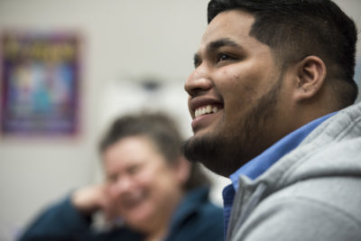 This Marshallese Tutor Is A 'Connection To Home' For Students