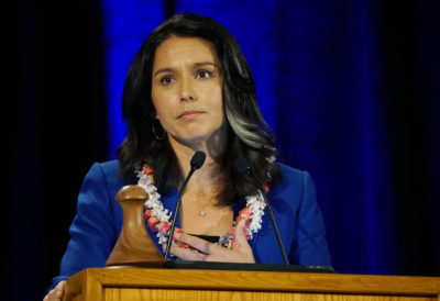 How Tulsi Gabbard's Fight Against War Is Affecting Hawaii