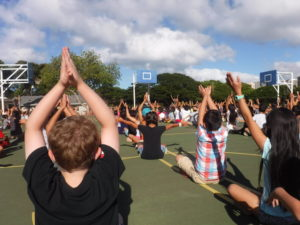 Hawaii Teacher: From Yoga To Drama, Community Partners Enrich Schools