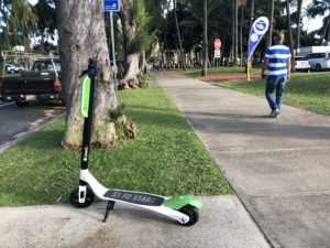 'Lime' Rental Scooters Invade Honolulu With Mixed Results