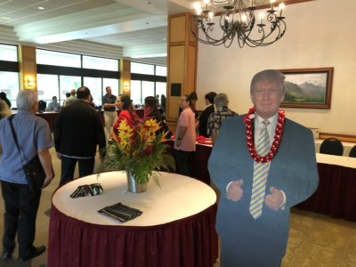 Banking On Trump, Hawaii GOP Says Its Future Looks Bright
