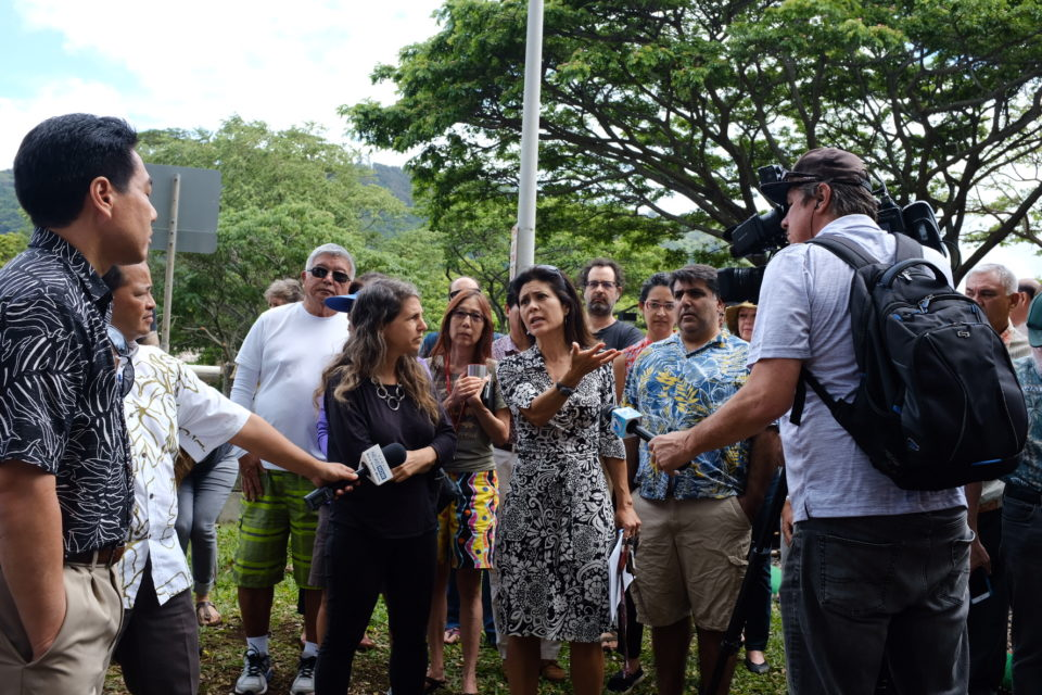 Manoa Professors Raise A Stink About Sludge Pits — And Get Results