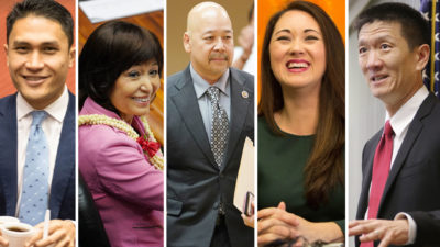 Civil Beat Poll: Kim Leads Chin In Race For Congress