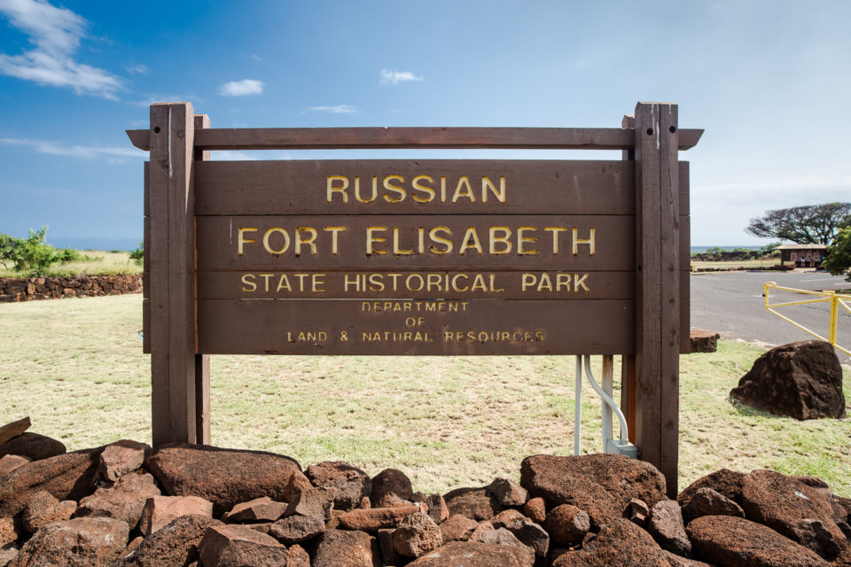The Quest To Rebuild An Old Russian Fort On Kauai — And Meet Putin