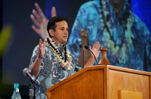 Hawaii's Future Is At Stake, Hanabusa Tells State Democratic…