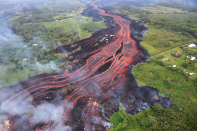 Scientists Reap Data From The Rumbling Kilauea Volcano