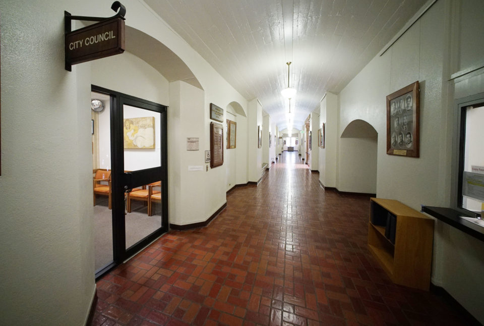 Is Honolulu Hale Making City Staffers Sick?
