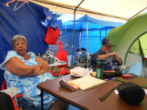 Big Island: Volcano Evacuees Create 'A Community Within A Community'